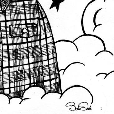 Bob Dob - Get Tall (Detail 3)