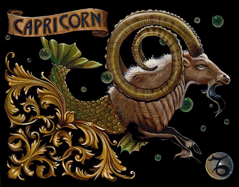 Bob Doucette - Capricorn