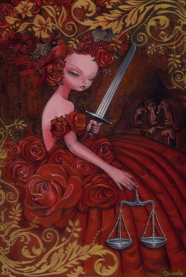 Bob Doucette - Justice