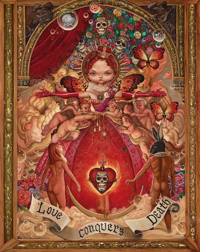 Bob Doucette - Madonna Muerte