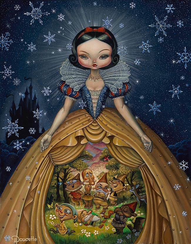 Bob Doucette - Snow White