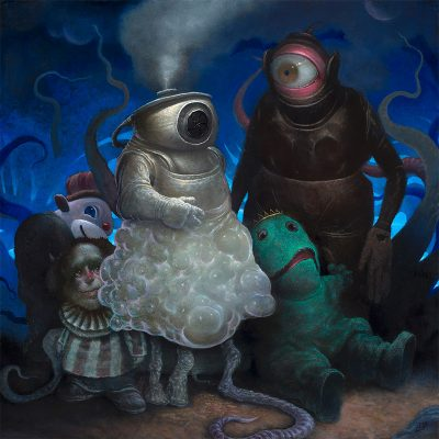 Chris Leib - Frog King and His Retainers