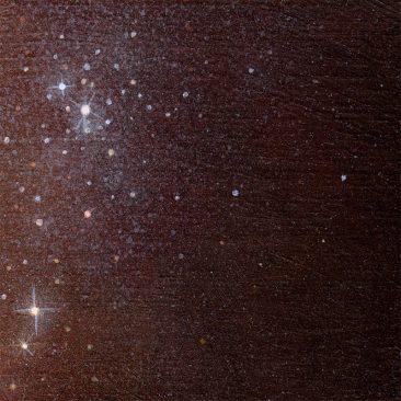 Dan May - Drifting Through the Cosmos (Detail 1)