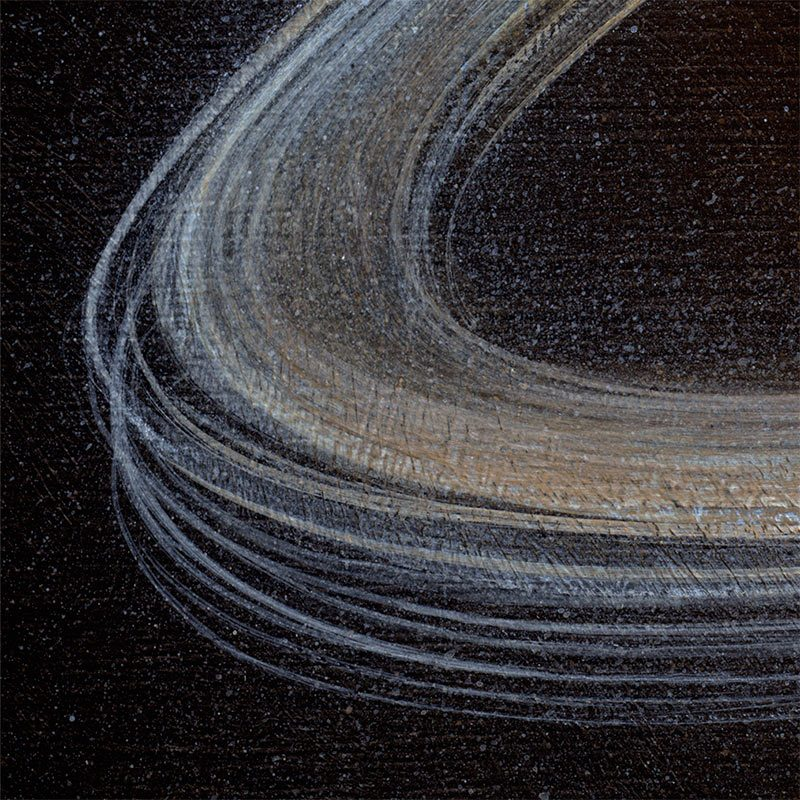 Dan May - Drifting Through the Cosmos (Detail 4)