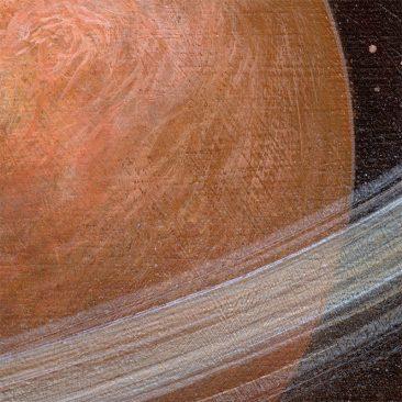 Dan May - Drifting Through the Cosmos (Detail 6)