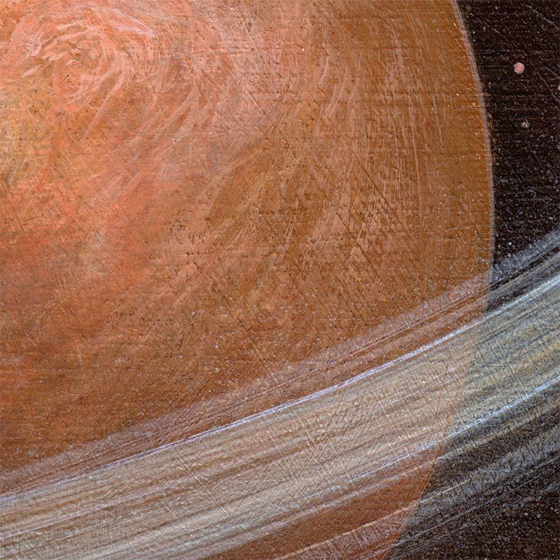 Dan May - Drifting Through the Cosmos (Detail 6)