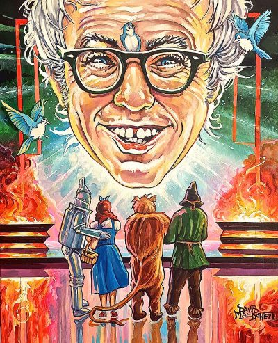 Dave MacDowell - Bernie of Oz