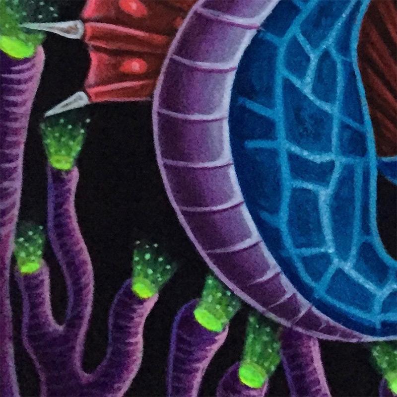 Eric Richardson - Thing #3 (Detail 3)