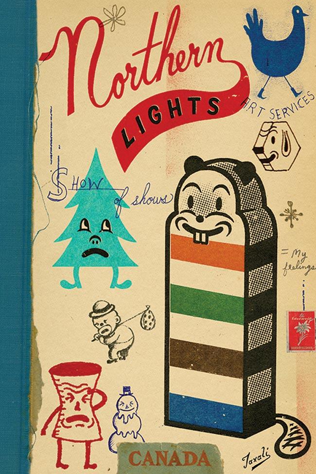 Gary Taxali - Northern Lights