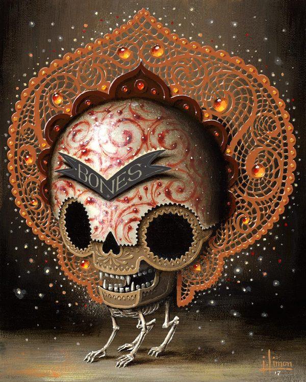 Jason Limon - Lavish Bones