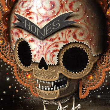 Jason Limon - Lavish Bones (Detail 1)