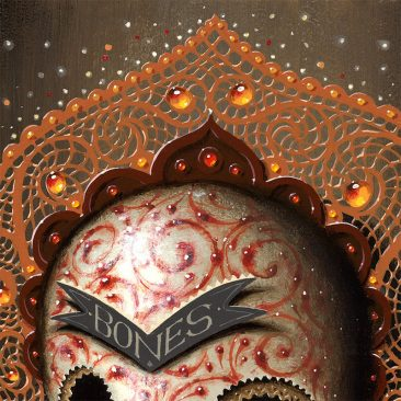Jason Limon - Lavish Bones (Detail 2)
