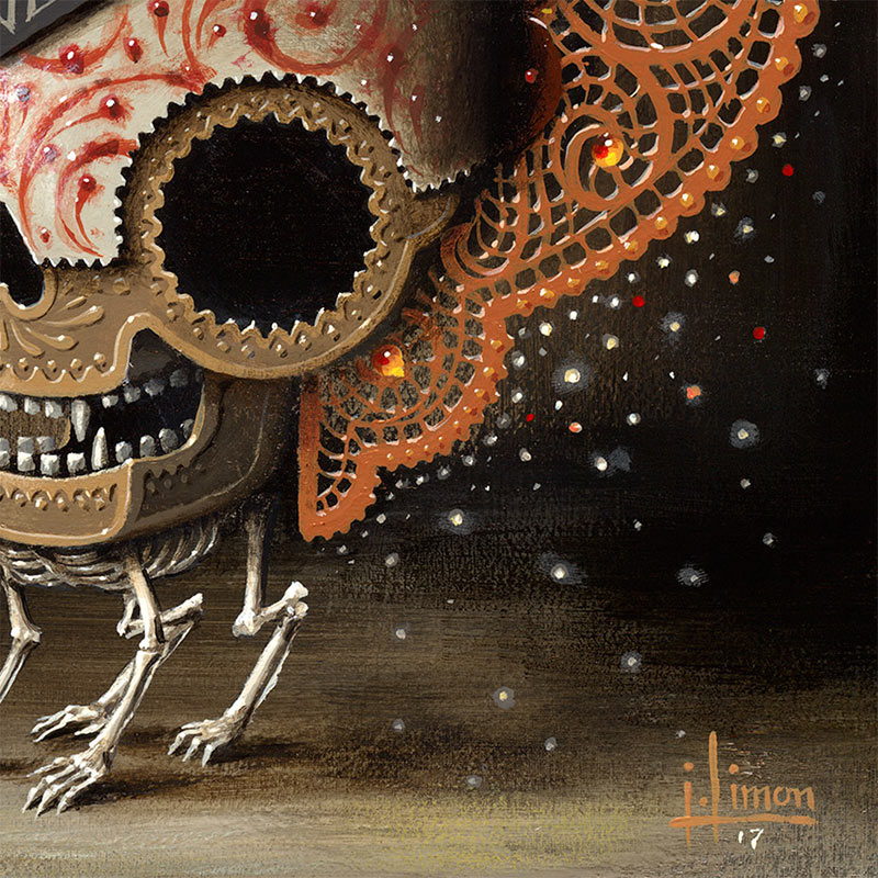 Jason Limon - Lavish Bones (Detail 3)