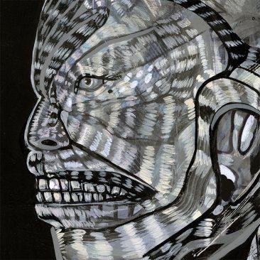 Jon Todd - Ghost Walker 1 (Detail 1)