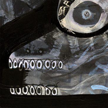 Jon Todd - Ghost Walker 1 (Detail 3)