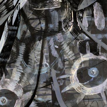 Jon Todd - Ghost Walker 1 (Detail 4)