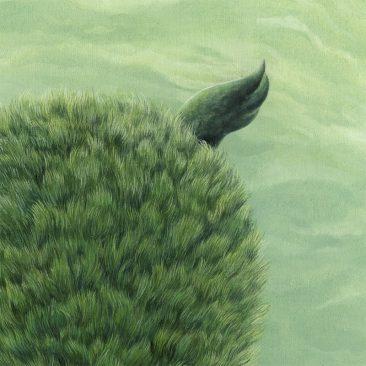 Moki - Untitled (Detail 2)