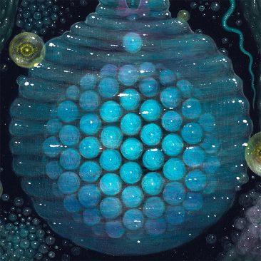 Robert Steven Connett - MICROVERSE IV (Detail 2)