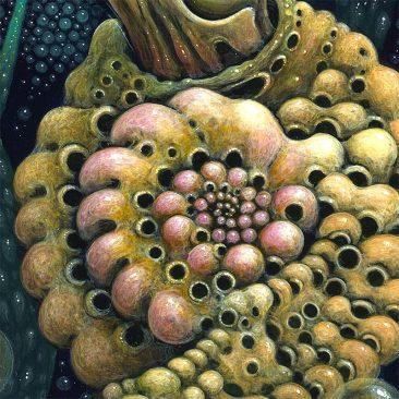 Robert Steven Connett - MICROVERSE IV (Detail 5)