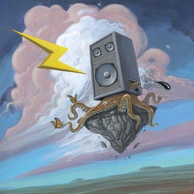 Roland Tamayo - Vintage Speaker
