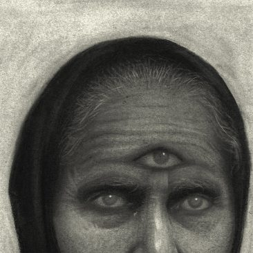 Sam Wolfe Connelly - Seer (Detail 1)