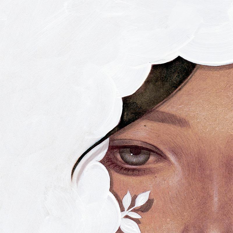 Shoko Ishida - Her Silent Voice (Detail 1)