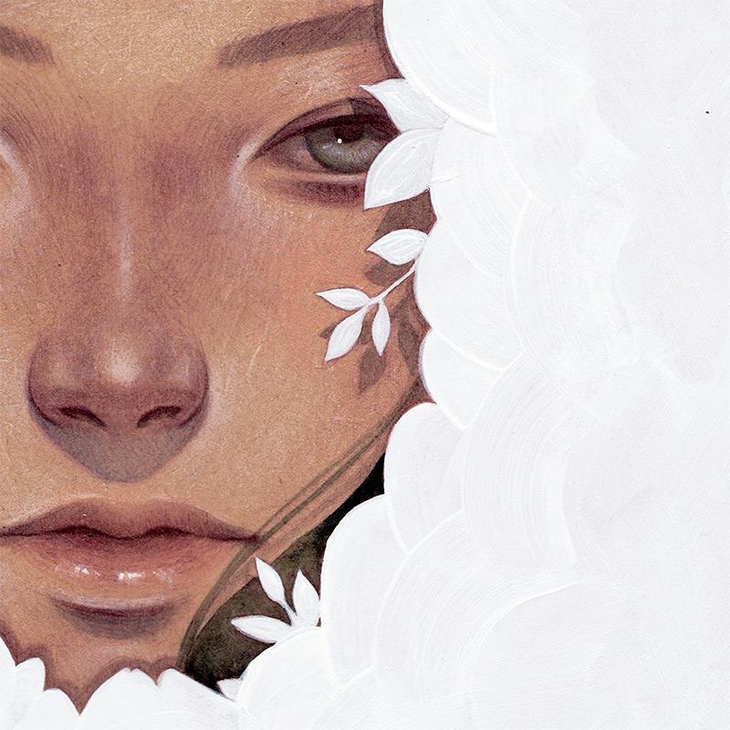 Shoko Ishida - Her Silent Voice (Detail 2)