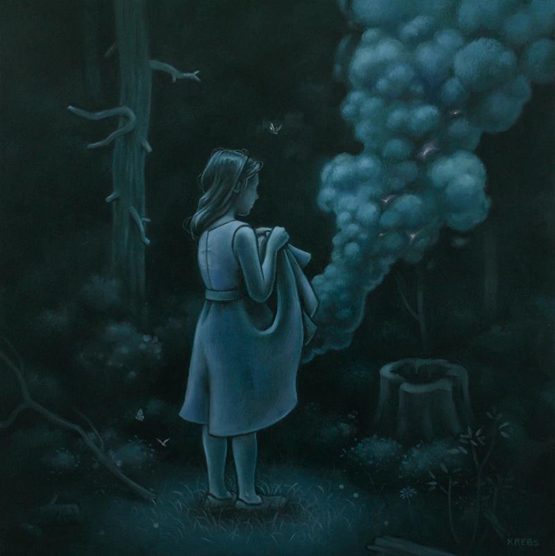 Tara Krebs - Where There's Smoke There's Fire