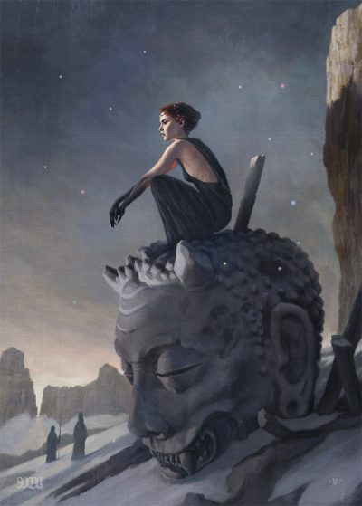 Tom Bagshaw - The Ash Fields