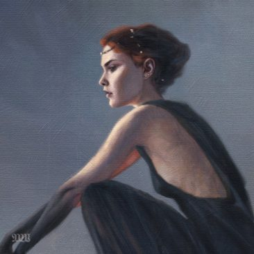 Tom Bagshaw - The Ash Fields (Close-up 1)