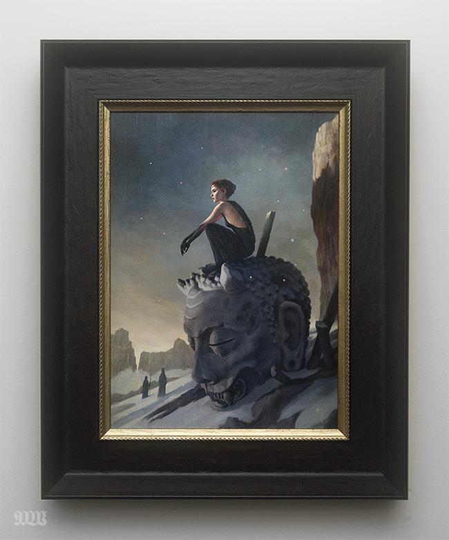 Tom Bagshaw - The Ash Fields (Framed)