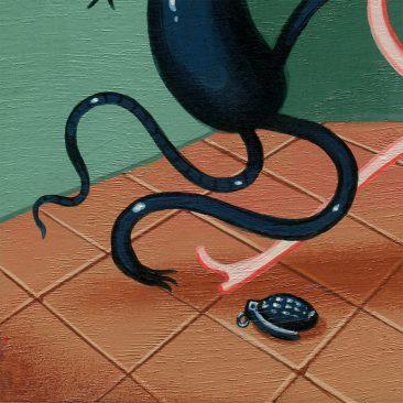 Travis Lampe - Egg Pummeler (Detail 2)