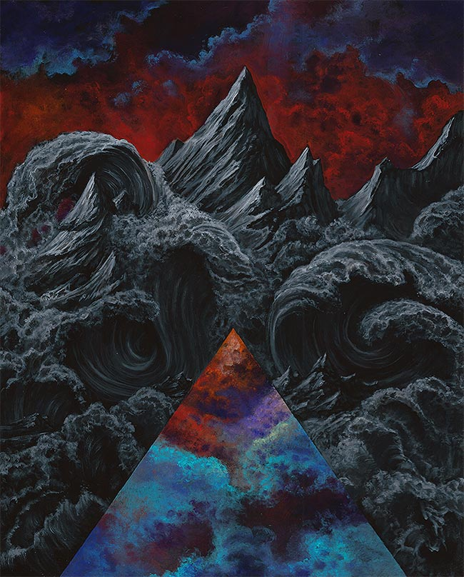 Anthony Hurd - It Was the Internal Landscape that Containted the Highest Hurdles