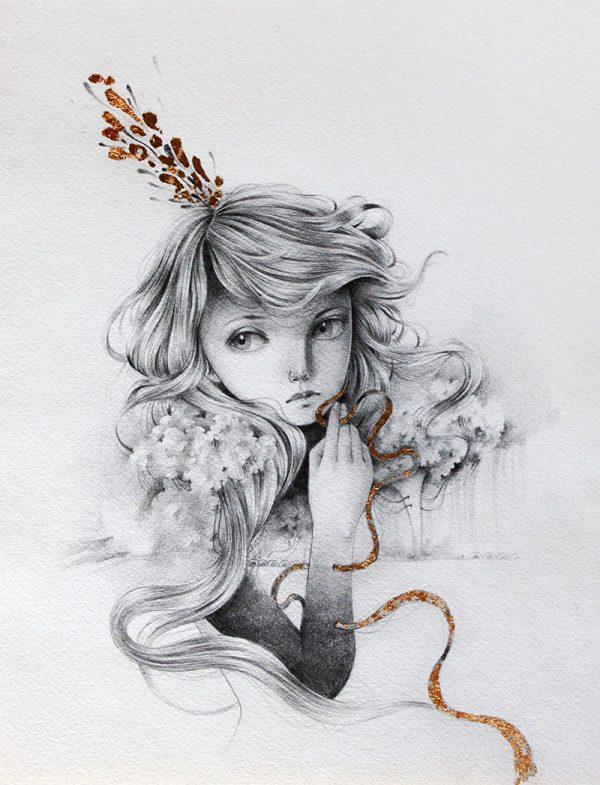 Ania Tomicka - Under Grey Skies