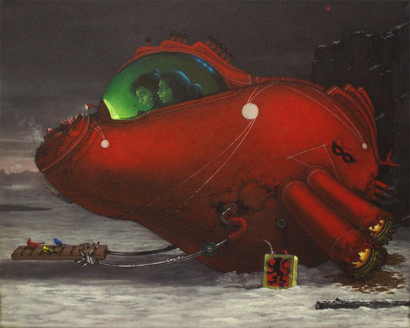 Danny Malboeuf - Last of the Great Navigators