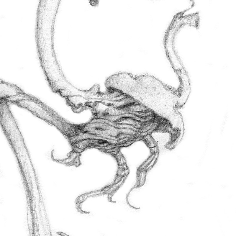 Danny Malboeuf - Molech (Detail 3)