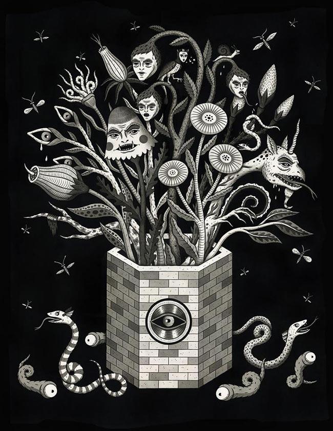 Jon MacNair - Malevolent Bouquet