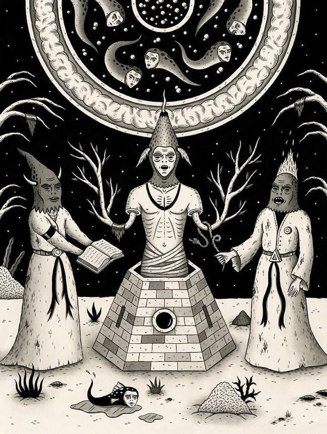 Jon MacNair - The Incantation