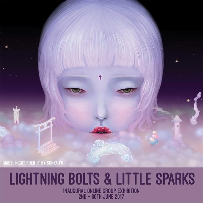 Lightning Bolts & Little Sparks - Sonya FU