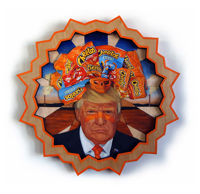 Peter Adamyan - Chief Cheeto