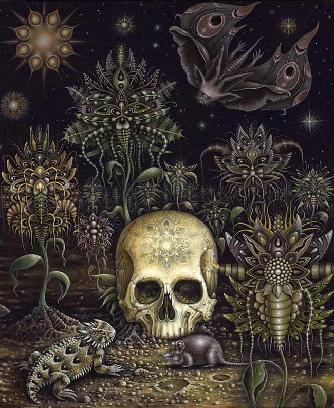 Robert Steven Connett - Bad Dreams