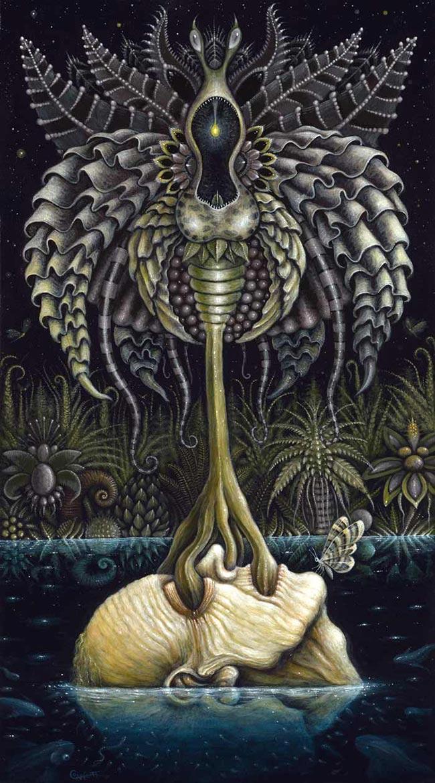 Robert Steven Connett - Flora Morte