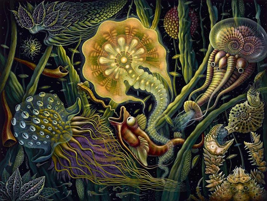 Robert Steven Connett - Light Creature