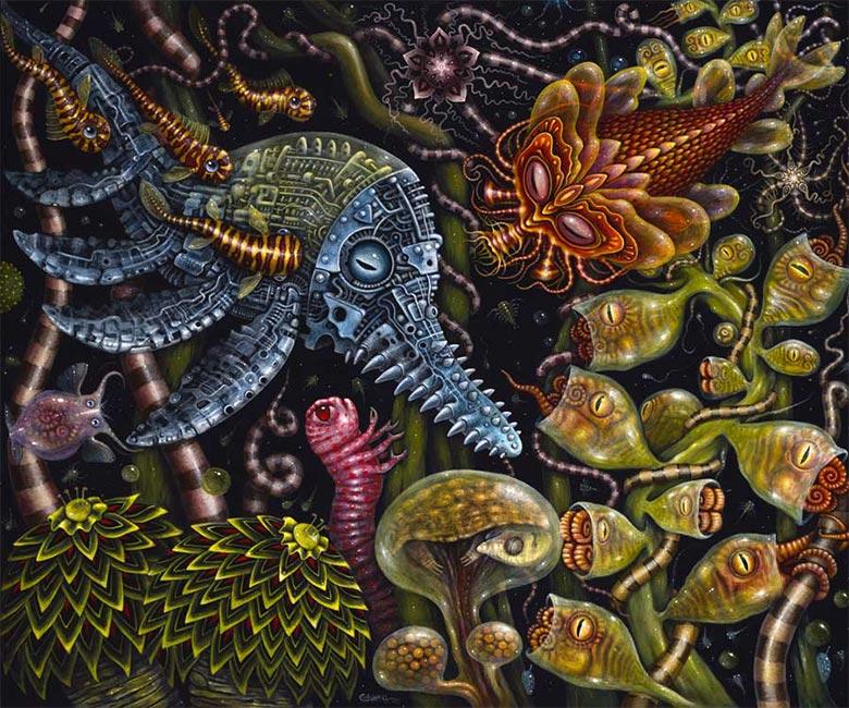 Robert Steven Connett - Microdons