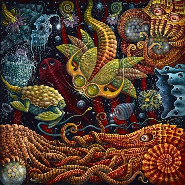 Robert Steven Connett - Seapods