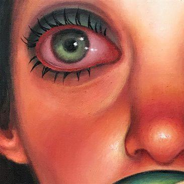 Veronica Jaeger - Sweet (Detail 1)