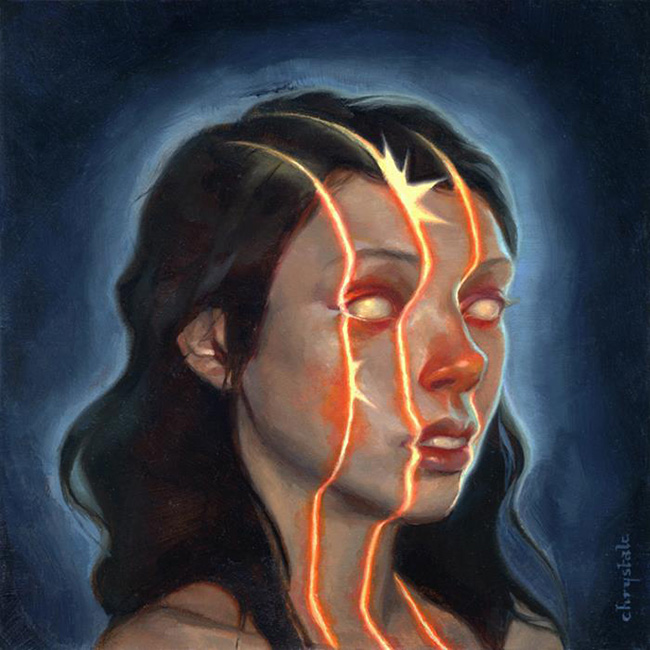 Chrystal Chan - Enlightenment