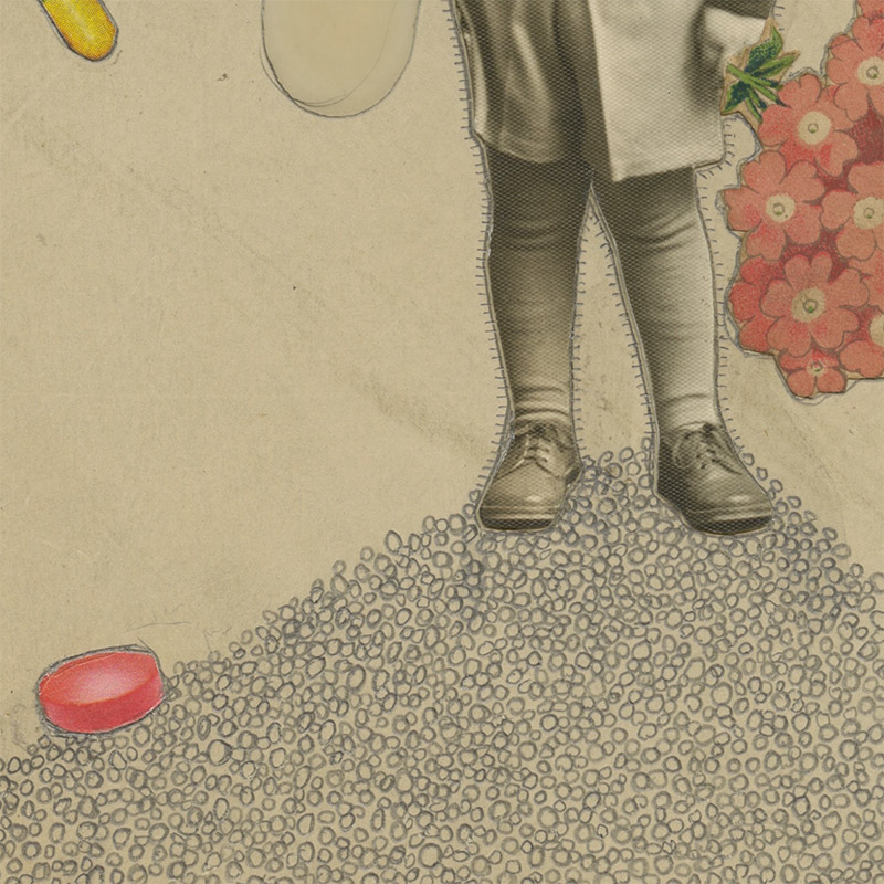 Dan Barry - Pre-existing Condition (Detail 4)
