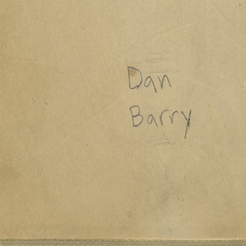 Dan Barry - Pre-existing Condition (Detail 5)