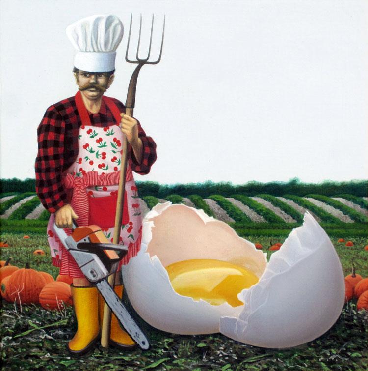 Dan Lydersen - Fork and Knife